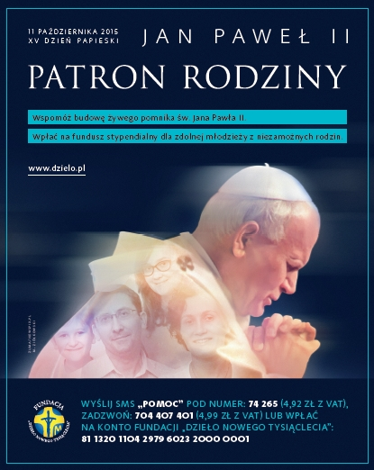 XV Dzień Papieski