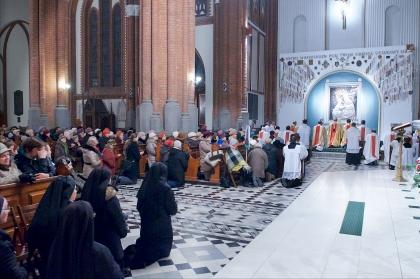 Archidiecezja rozpoczęła Nowennę do Matki Miłosierdzia