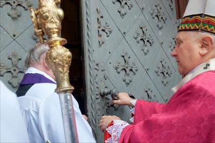 Archidiecezja Białostocka rozpoczęła Rok Miłosierdzia