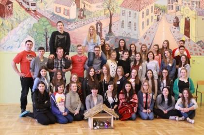Spotkanie wolontariuszy Światowych Dni Młodzieży