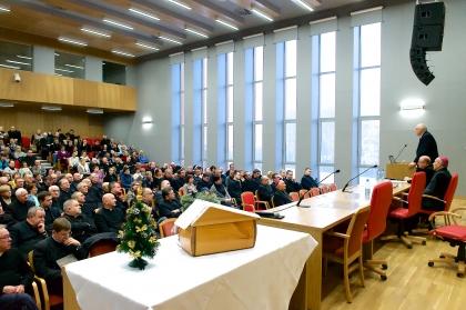 Zjazd Kolędowy duszpasterzy i katechetów