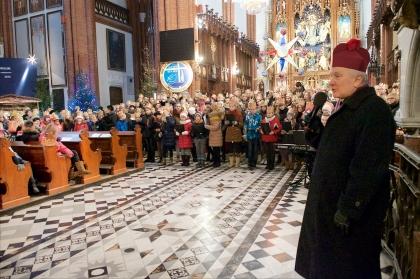 Koncert kolęd w Archikatedrze i przegląd szopek bożonarodzeniowych