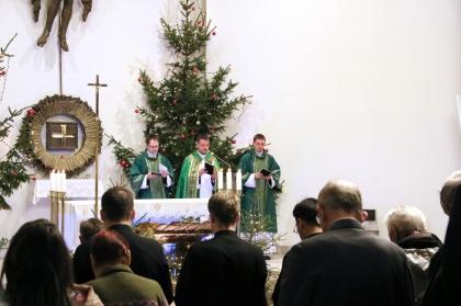 Trójgłos ekumeniczny w Seminarium Duchownym