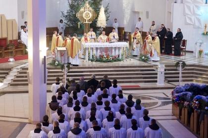 Msza św. na zakończenie Tygodnia Ekumenicznego