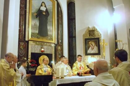Uroczystości odpustowe w sanktuarium bł. Bolesławy Lament