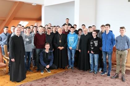 Rekolekcje powołaniowe w Seminarium Duchownym
