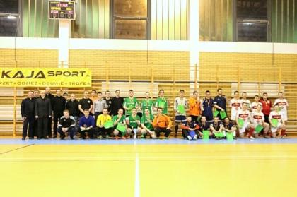 Mistrzostwa Polski Seminariów Duchownych i Zakonnych w halowej piłce nożnej
