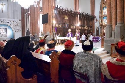 Modlitwa z okazji imienin Arcybiskupa Metropolity