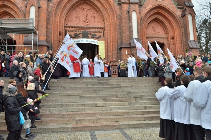 Obchody Światowego Dnia Młodzieży w Białymstoku