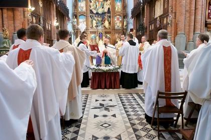 Msza Krzyżma w Archikatedrze