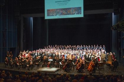 Uroczysta sesja i koncert z okazji 1050. rocznicy Chrztu Polski