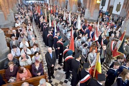 Msza św. za Ojczyznę w Narodowe Święto Trzeciego Maja