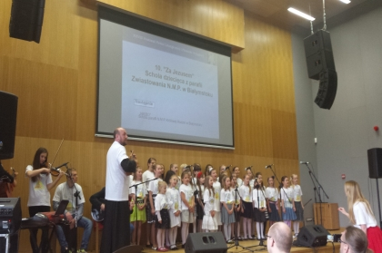 Roztrzygnięcie XXVIII Festiwalu Pieśni Liturgicznej i Piosenki Religijnej