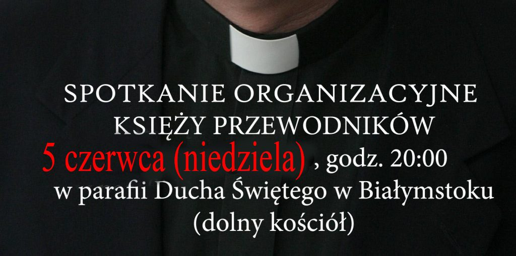 spotkanie kapłańskie
