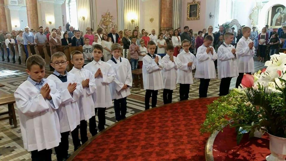 Zdjęcie użytkownika Parafia Matki Boskiej Częstochowskiej i św. Kazimierza w Mońkach.