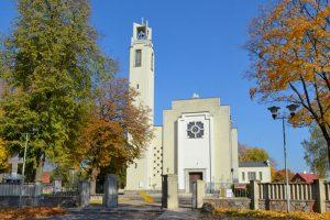 parafia Niepokalanego Serca Maryi w Białymstoku