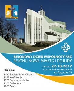 plakat RDW 22.10.2017
